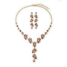 2014 fashion style jewelry set channel fashion jewelry necklace