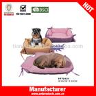 Waterproof fluffy pet beds dogs sofa