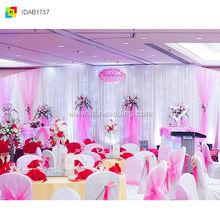 IDA Elegant Ice Silk backdrop curtain decor (IDAB1737)