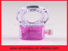 AMD009 Vibrating condom ring,male vibrator,magic vibrating ring