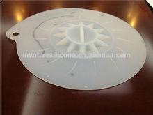 newest FDA/LFGB standard silicone microwave lid