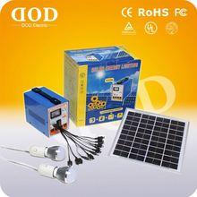 Cheap price 12v/24v solar power system mobile solar power 500w