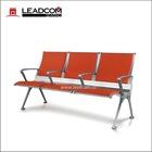 Leadcom PU padding airport 3 seat beam chair LS-531Y