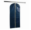 navy blue long dress garment bag covers