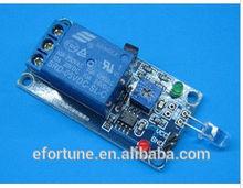 Photosensitive diode module, relay module combined light-operated switch light photosensitive sensor detection