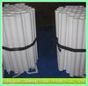 SGS Pultrusion 25mm White Fiberglass Tube,Pipe