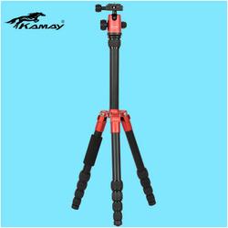 Professional Travel flexible camera tripods / spider gorillapod