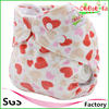 Ohbabyka hot selling waterproof baby girl loves washable cloth diaper supplier