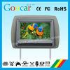 2014 new high quality 7 inch car dvd headrest monitor with FM IR earphone