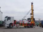 400m Truck mounted hydraulic water well drilling machine