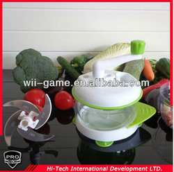 Kitchen used Spinner Vegetables Fruits Onion Herbs Salad spinner and chopper