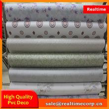 plastic pvc durable wallpaper