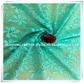 Atraindo atacado alta- série floral 100% poliéster laço de tecido apropriado para o vestido no mercado francês da áfrica e índia suíço