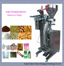 The sealing is good fast speed have quality granule packaging machine