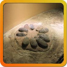 Resin dinosaur fossil model dinosaur egg fossil replica