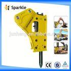 breaker concrete pile/Supplying fine hammer SP1550 Side Hydraulic Breaker
