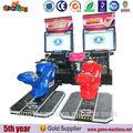 TT motor simulator moto racing game machine