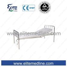 EL Manual Metal Mobile Hospital Patient Bed