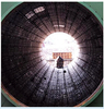 UHMWPE liner of Silo for underground conveyor,PE lining board