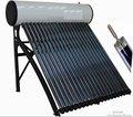 Presión de calor de agua solar, Solar de agua caliente, Compacto solar a presión calentadores de agua