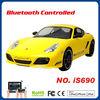 2014 wholesale new product Apps control BT Porsche Cayman 1 10 scale license r/c car