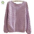 venta al por mayor 2014 a mano de punto de ganchillo suéter