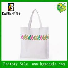 2014 HOT Style Canvas bag cotton shopping bag