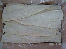 Dried and salted cod Fish