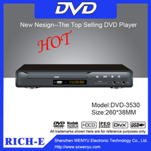 High Quality DVD Player with Karaoke and SD Card Reader