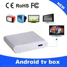 google smart wifi hdmi dual core android box 433mhz remote control