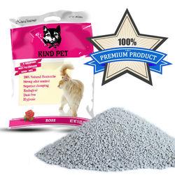 2014 all natural white dust free bentonite cat litter cat pet accessories