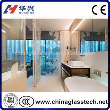 CE certified 6mm 8mm High Temperature Ceramic Ink Printing Decorative Designed Art Glass
