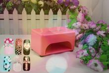 6w led nail uv lamp , manicure nail polish for nail decoration made in China