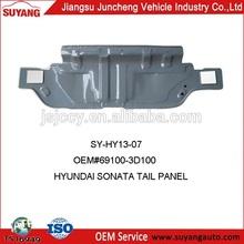 Car Body Parts Replacement Tail Panel Hyundai Sonata 2003