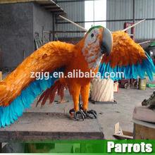 Hot sale life size animatronic bird