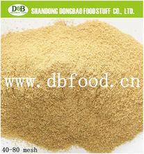 Ginger Granule 40-80 mesh, SO2<30PPM Grade A