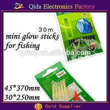 flashing light mini fishing glow stick