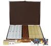 Mahjong Set Singapore Mahjong Tiles Glitter Crystal Mahjong Set