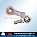 ldk ts16949 certificado sphs12ec hembra varilla roscada de acero inoxidable