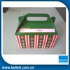Custom Paper gift box & paper cardboard cake boxes