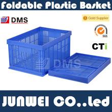 2014 100% virgin PP Large Plastic Foldable Crate 4#