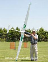 fiberglass radio controlled sport plane DG600