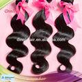 Envío rápido del pelo brasileño, Cuadros verdaderos de china del pelo estilos