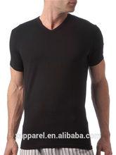 Fashion sublimation blank bamboo t shirt design, blank designer tshirts