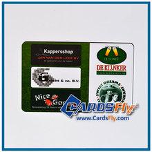 visiting card models cards
