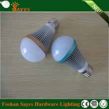 10w led lamp sensor with branded logo