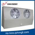 Pequeño por evaporación del refrigerador de aire para el refrigerador, evaporador del refrigerador, intercambiador de calor