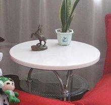 Veteado superior juego de comedor, comedor de mármol mesa / mesa de comedor de lujo y sillas y aparadores / mesa de café