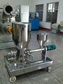 Ultra- fina molino de chorro se utiliza para la alimentación y química