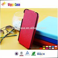 Alibaba China manufacturer cheap ultra thin slim flip leather case for lg e400 optimus l3